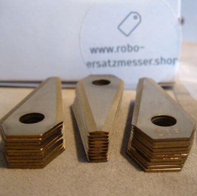 Ersatzmesser Bosch Indego 30 Stück Bild2