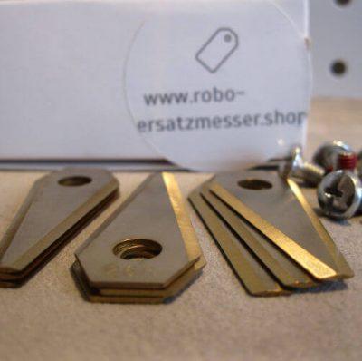 Ersatzmesser Bosch Indego 9 Stück Bild2