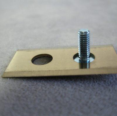 Ersatzmesser Titan 1 Stk passend Worx Landroid Bild2