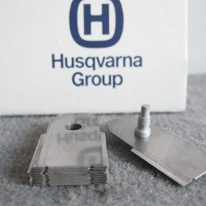 9 Stk Original Husqvarna Ersatzmesser Longlife