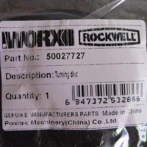Worx Landroid Messerscheibe 50027727 Bild2 passend für WG754E, WG756E, WG791E, WG791E.1, WG796E, WG796E.1, WG799E