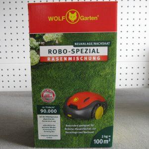 Wolf Garten Robo Spezial Rasenmischung
