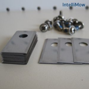 Ersatzmesser für Worx Landroid Roboter Original Worx